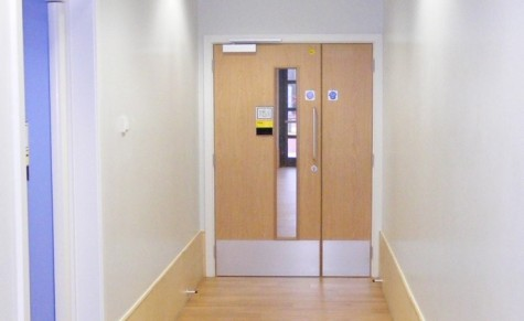 Fire Rated Door Leaves Single And Doubles Supply Installation Only Fire Rating Solutions