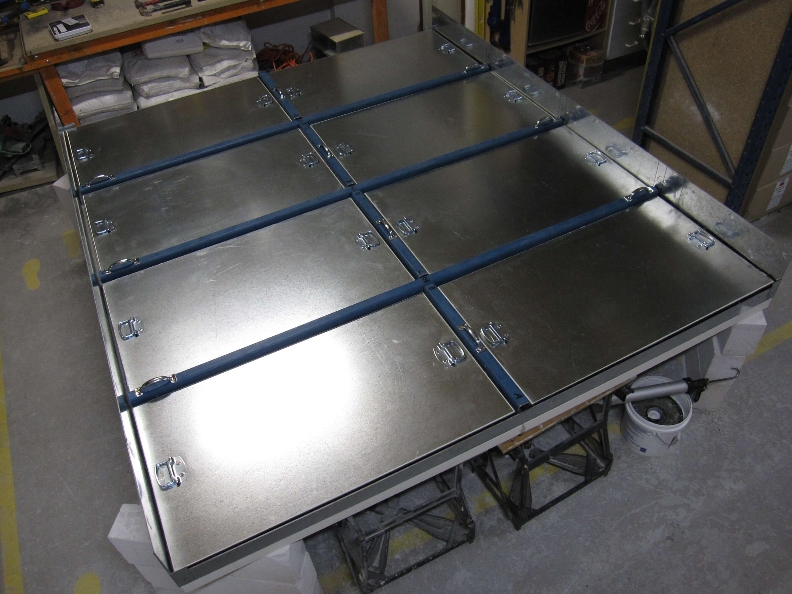 Fire Rated Access Panels and Lift Motor Room Hatches